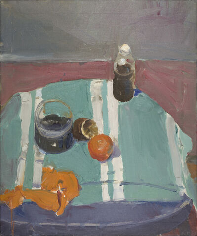 Richard Diebenkorn, 'Still Life with Orange Peel', 1955