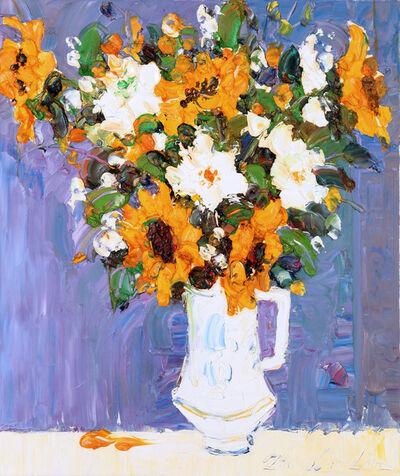 Zhou Shilin, 'Sunflowers #5', 2013