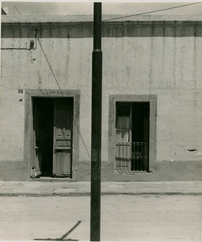 Wright Morris, 'Two Scenes from Mexico', 1940