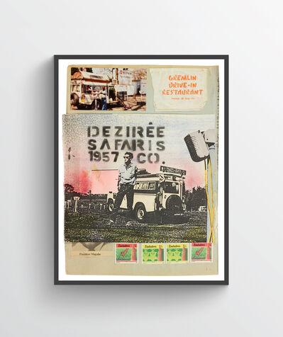 Dan Eldon, 'Deziree Safaris 1957 Co', 2017