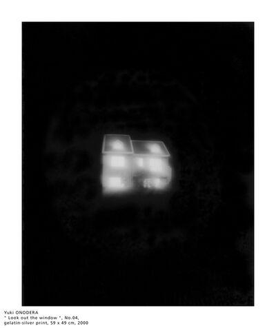 Yuki Onodera, 'Look Out the Window NO.4', 2000
