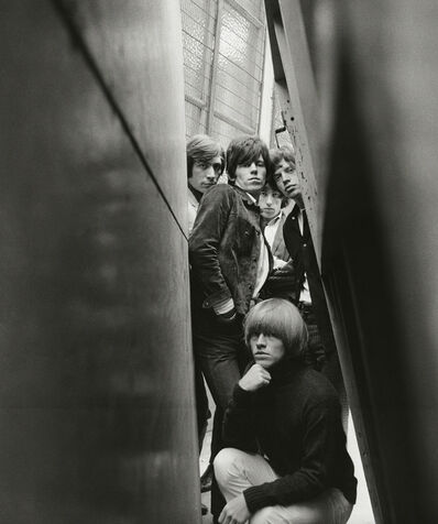 Gered Mankowitz, 'Stones Decembers Children, Mason's Yard Studio, London', 1965
