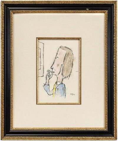 William Anthony, 'The Connoisseur', Late 20th Century