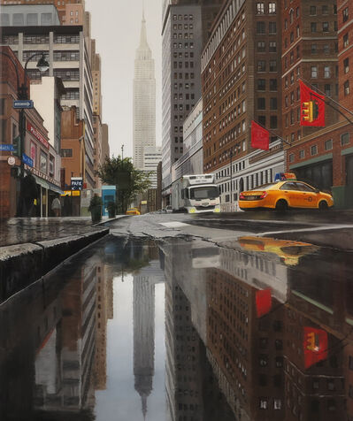 Claudio Filippini, '34th street', 2017