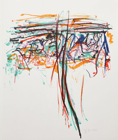 Joan Mitchell, 'Tree II', 1992