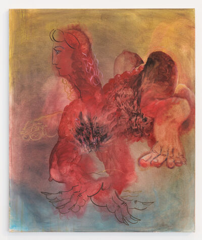 Autumn Ramsey, 'Red Sphinx', 2013