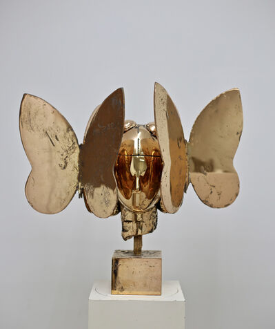 Manolo Valdés, 'Triple Butterfly', 2017