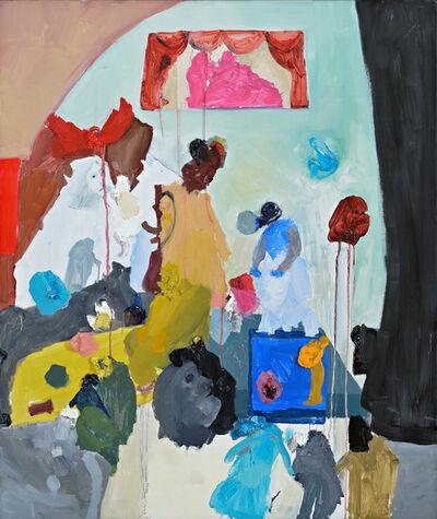 Karen Black, 'The wedding party', 2015