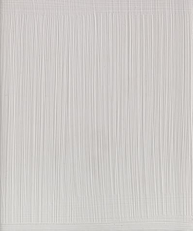 Imi Knoebel, 'Weißes Bild', 1996