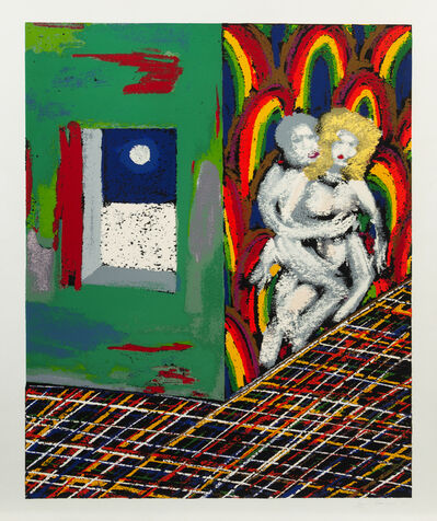 Lucas Samaras, 'Clenched Couple', 1975