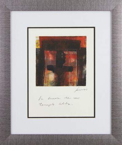 Damián Lescas, 'La Cruz de un templo'