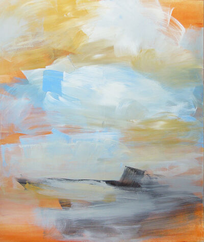 Kathy Buist, 'Morning Walk'
