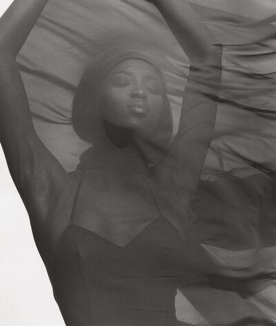 Herb Ritts, 'Naomi Campbell - Versace, El Mirage (k)', 1990