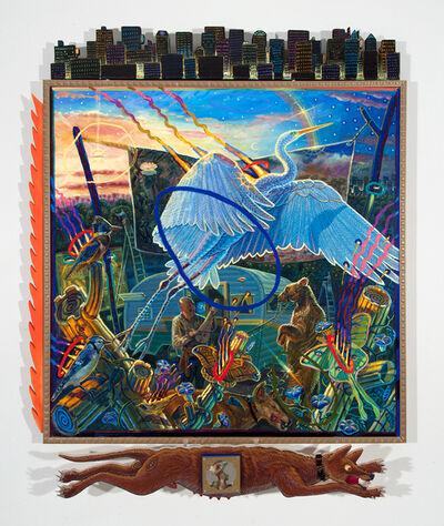 Mark Messersmith, 'Genuflect', 2016