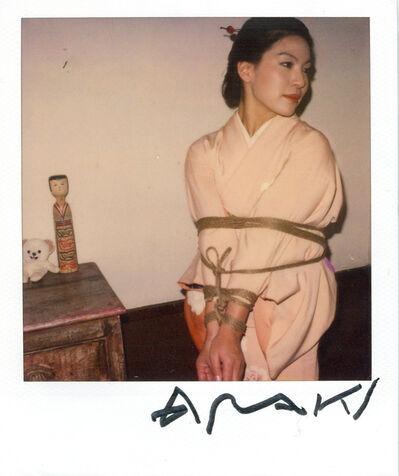 Nobuyoshi Araki, 'Bondage', 1980-1989