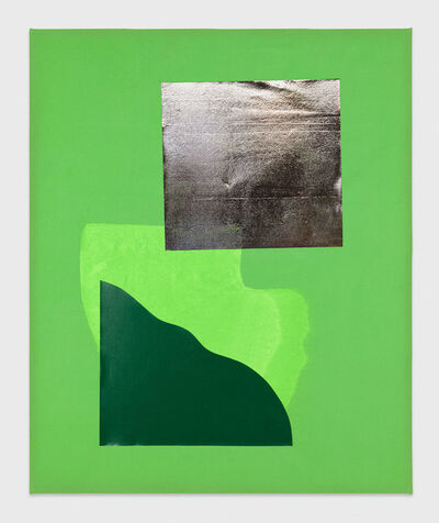 Chad Kouri, 'Opportunity For Reflection (Green)', 2019