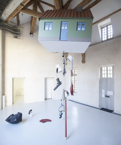Jeanne Susplugas, 'Flying House', 2017