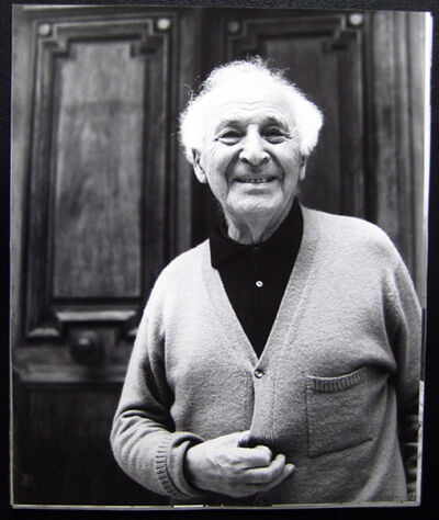 André Villers, 'Marc Chagall, 1975', 1975