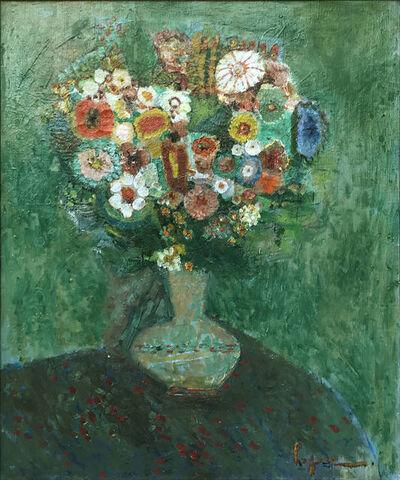 Gogi Chagelishvili, 'Still Life with Flowers', 1986