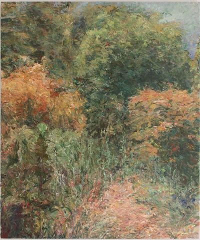 Foad Satterfield, 'Barbara's Garden #2'