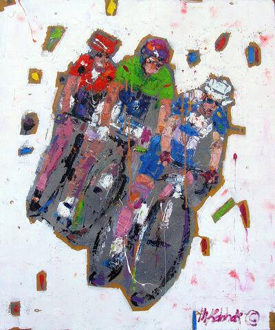 Marcel Kahhak, 'Ride the Rockies', 2014