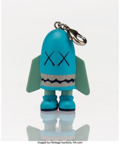KAWS, 'Blitz Keychain (Blue)', 2011