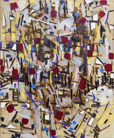 Aaron Brooks, 'Portrait with Entanglement', 2003
