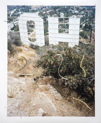 Sam Falls, 'Untitled (Oh Hollywood)', 2016