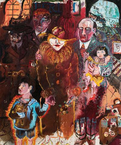 Peter Dean, 'Berlin: Recurring Dream', 1983