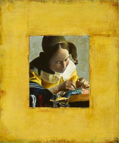 Tim Merrett, 'Vermeer Encircled', 2016