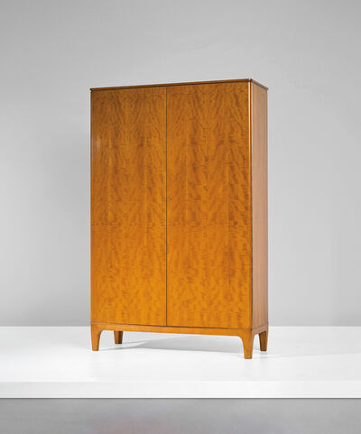 Oscar Nilsson, ''Natura' wardrobe', designed 1938-executed 1939