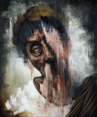 Michael LaBua, 'Aiónios', 2015