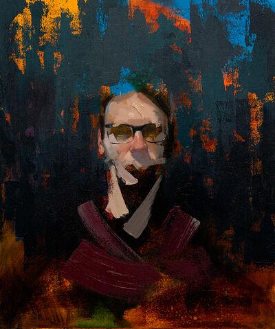 John Wentz, 'Entre-deux', 2018