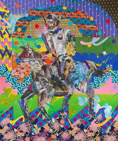 Yoh Nagao, 'Night Rider', 2018