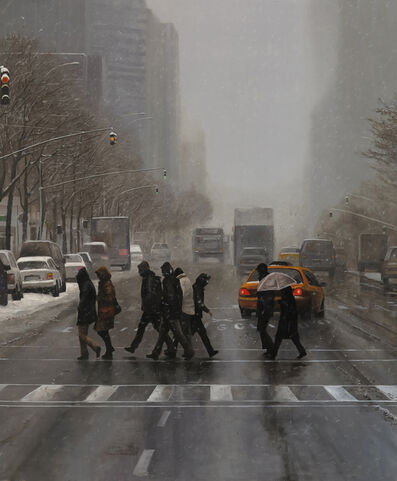 Claudio Filippini, 'New York mist', 2017