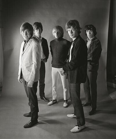 Gered Mankowitz, 'The Rolling Stones, 1965 - Mason's Yard', 1965