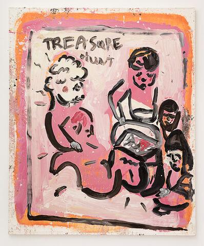Kate Groobey, 'Treasure Hunt (Boys)', 2017