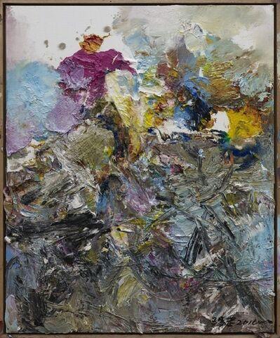 Yigang WANG, 'R-28', 2016