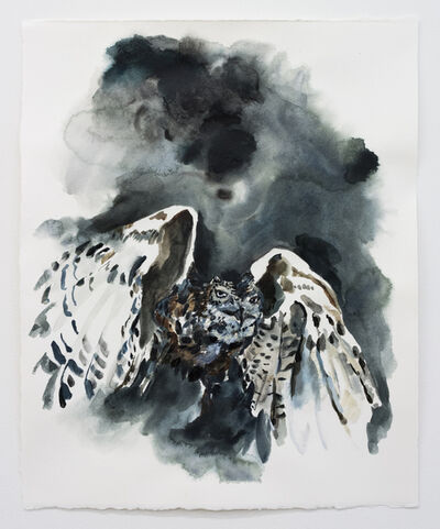 Elisa Johns, 'Owl', 2018