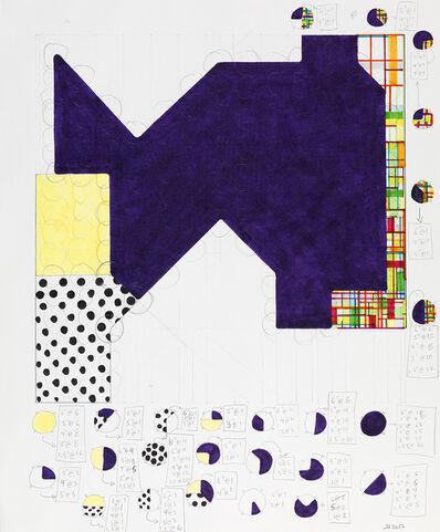 Jacob Hashimoto, 'Untitled #11', 2012