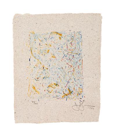 Jasper Johns, '0 THROUGH 9', 1977