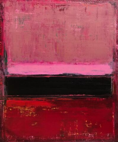 Nick Young, 'Crimson', 2018