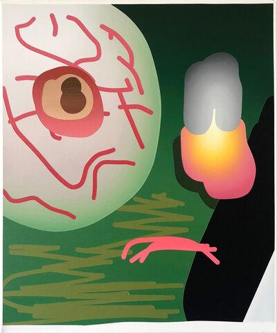 Derek Mainella, 'Untitled (Eye)', 2018