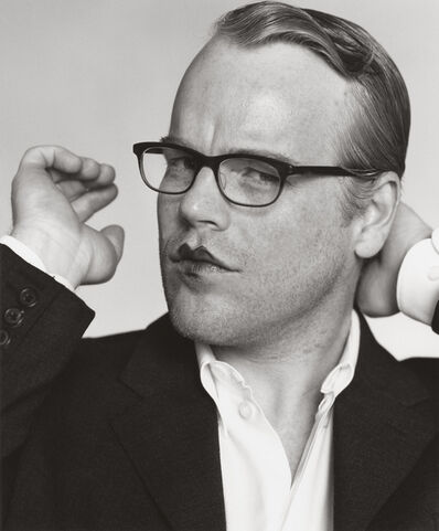 Herb Ritts, 'Philip Seymour Hoffman 2', 1999
