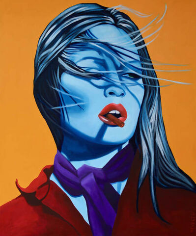 Christian Develter, 'Bardot.'