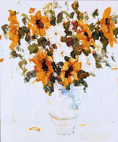 Zhou Shilin, 'Sunflowers #3', 2013