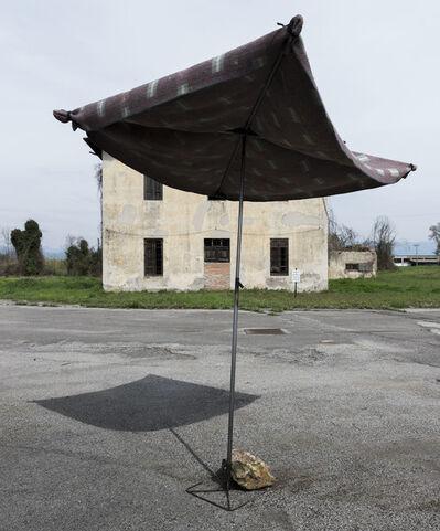 Teresa Margolles, 'Frazada (La Sombra), Blanket (The Shade), Lucca', 2017