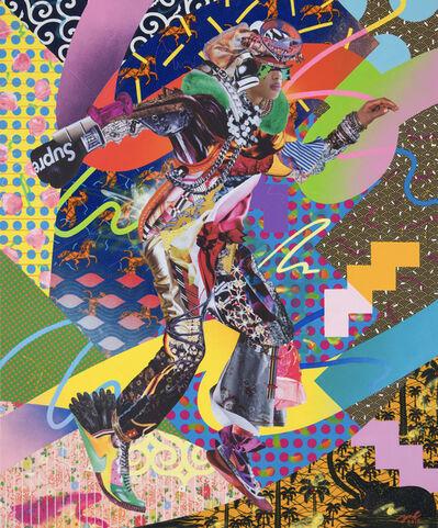 Yoh Nagao, 'Hopman B', 2018