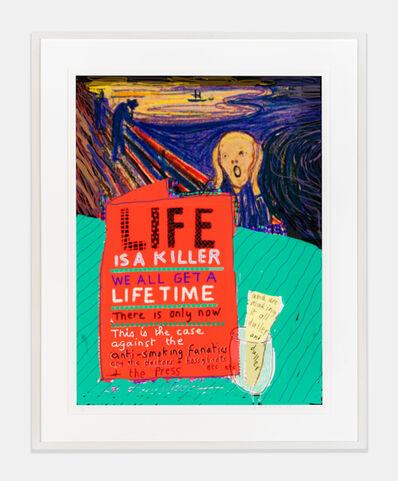 David Hockney, 'Life', 2012
