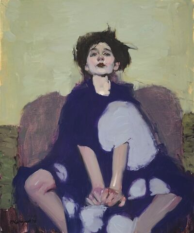 Milt Kobayashi, 'In Blue'